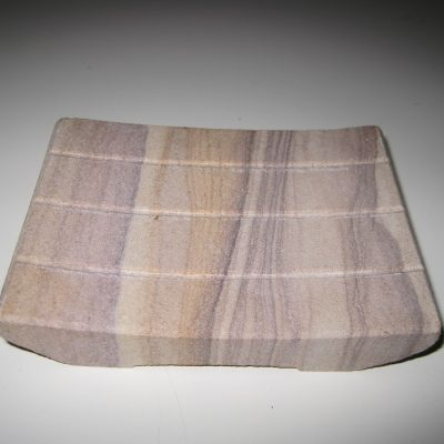 Jabonera rectangular