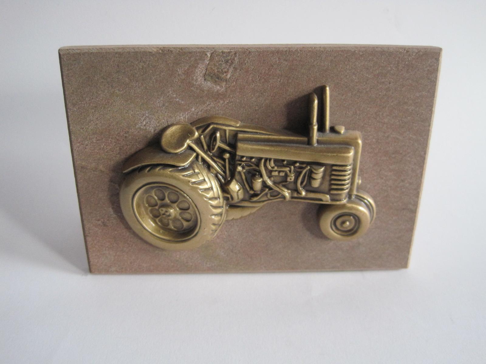 Placa tractor