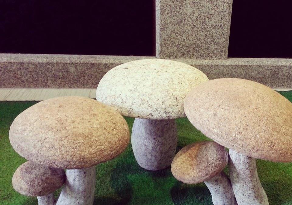 Articulos de piedra decorativos