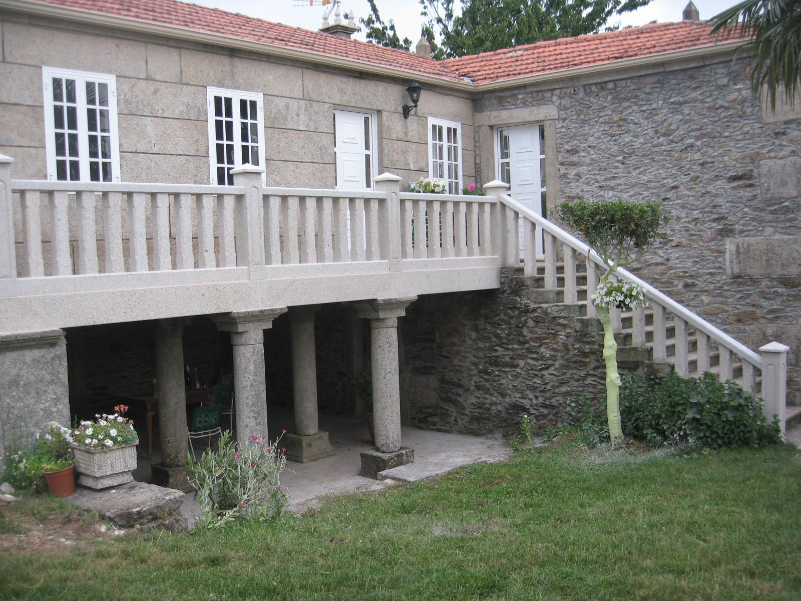 Balaustradas y Escaleras