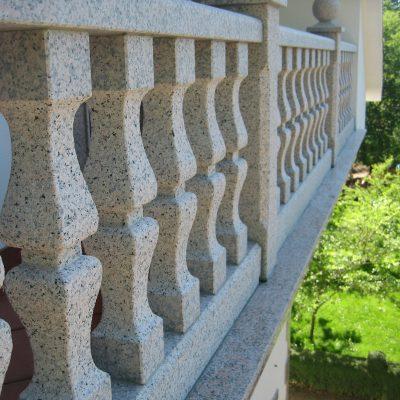 balaustrada piedra