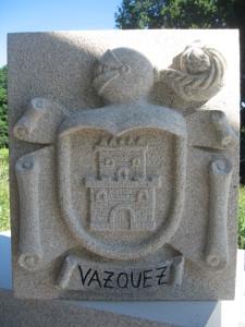 escudo piedra vázquez