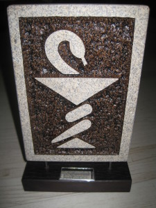 trofeo piedra