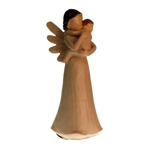 figura angel y niño