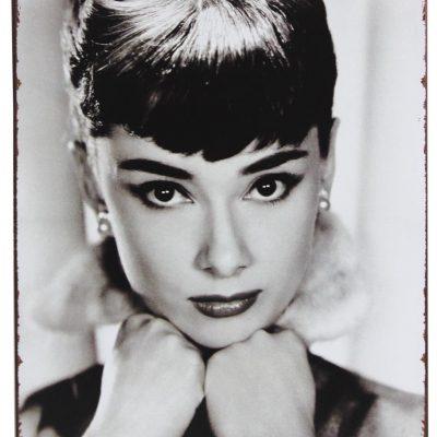 placa Audrey