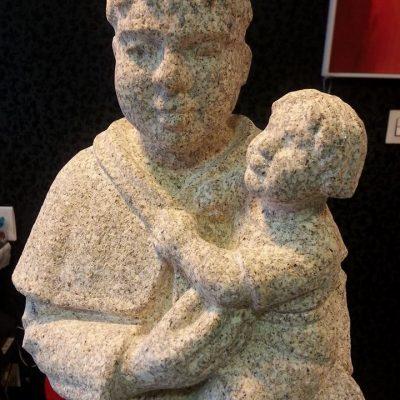 San Antonio piedra
