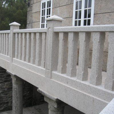 balaustrada balcón