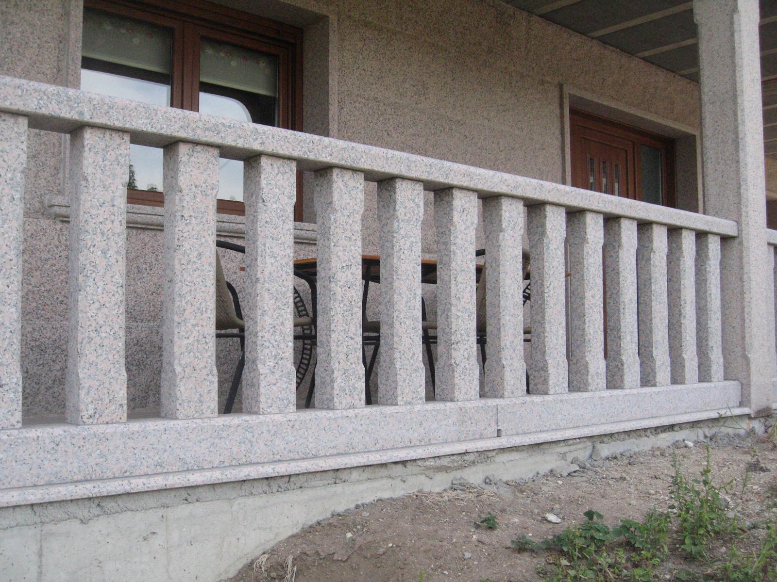 Balaustrada casa