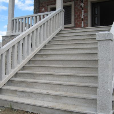 Escalera piedra