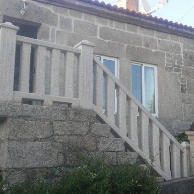 balaustrada granito