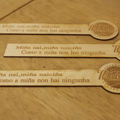 marcapaginas madera