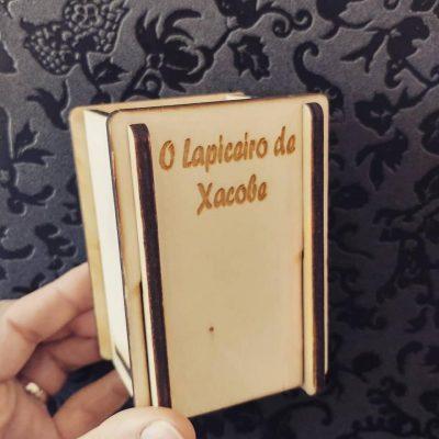 lapicero madera grabado