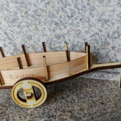 carro madera mini